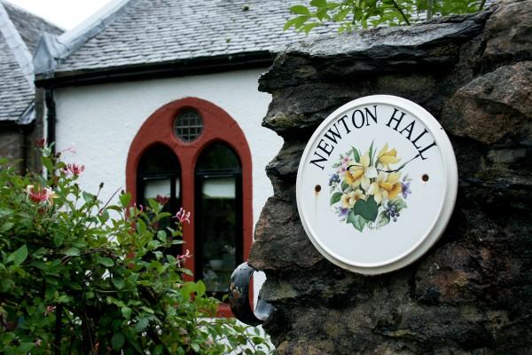 The Newton Hall, charmante guest-house à Inveraray, Écosse. - Blog Le Bar à Voyages