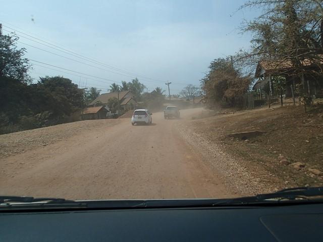 Route Laos