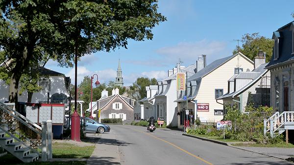 Héritage de la Nouvelle-France sur l'Île d'Orléans - QuébecHéritage de la Nouvelle-France sur l'Île d'Orléans - Québec