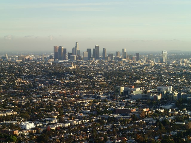 Une ville immense !