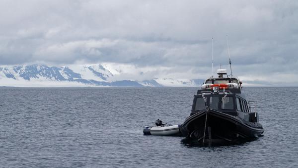 Svalbard-bateau - blog Bar a Voyages