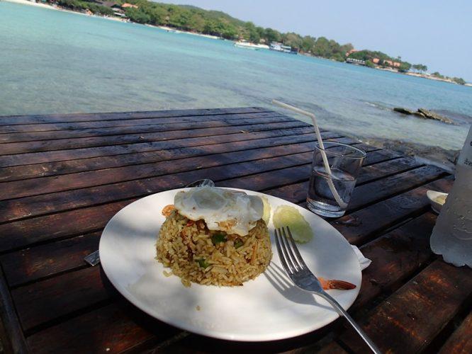 Cuisine Thaï Koh Samet