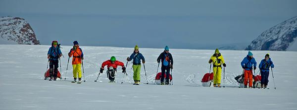 Mutation au sommet - Un paraplégique à ski sur le toit du Svalbard, un film de Damien Artero - Planète D