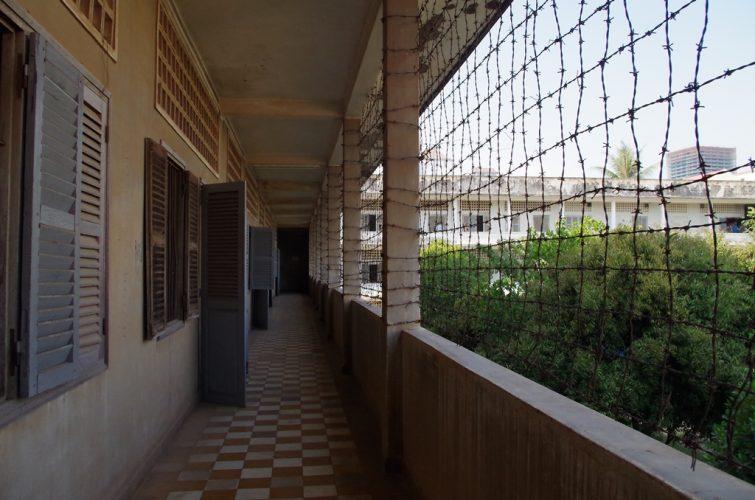 Prison S21 Phnom Penh