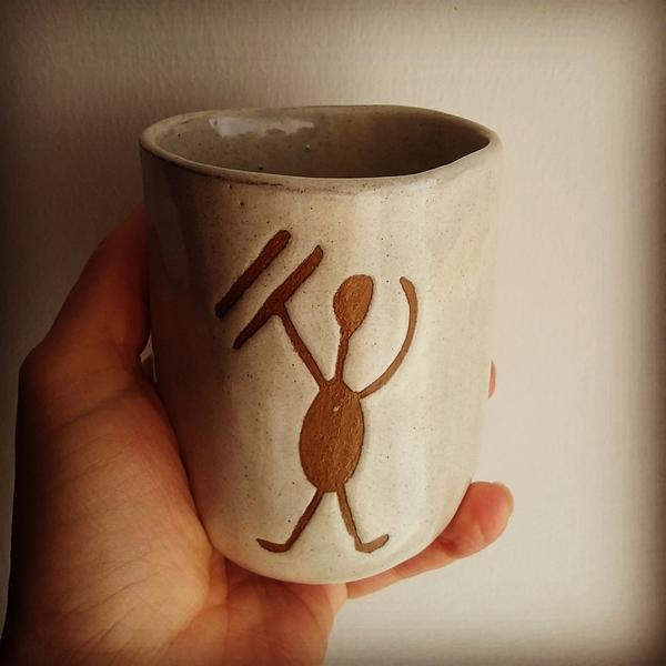 Tasse en céramique ©Jatobá Design