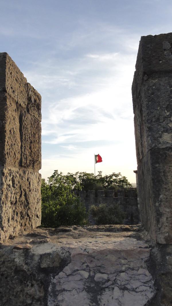 Château Sao Jorge Lisbonne - blog Bar a Voyages