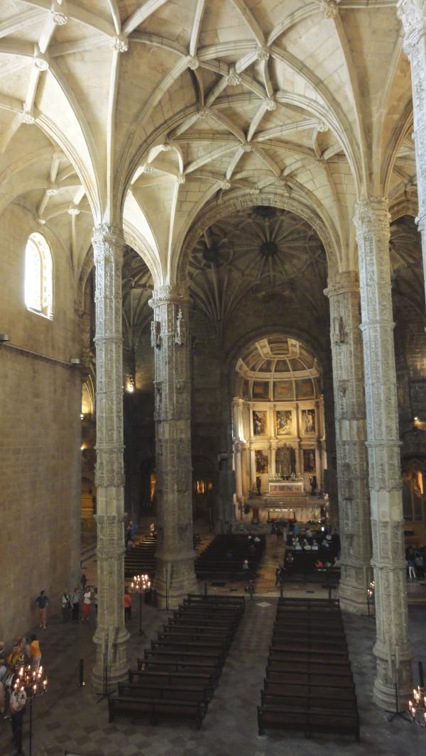 Monastère des Hiéronymites Belem/Lisbonne - blog Bar a Voyages