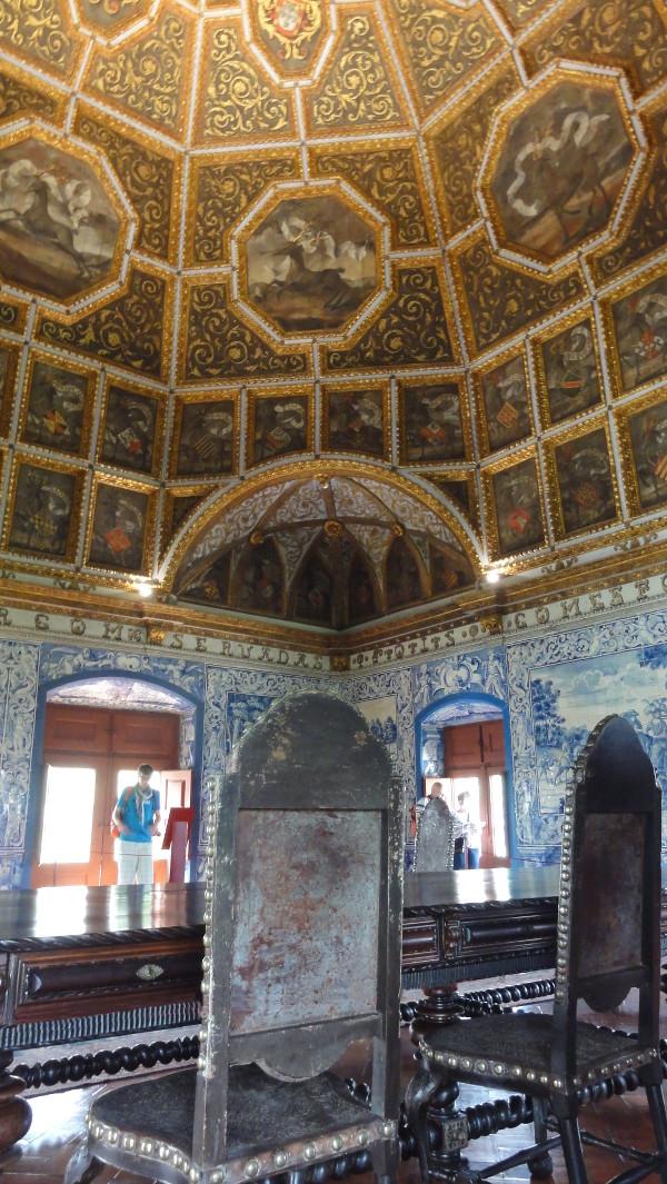 Palacio Nacional Sintra/Lisbonne - blog Bar a Voyages