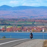 Sur la route de Saint-Michel - Québec