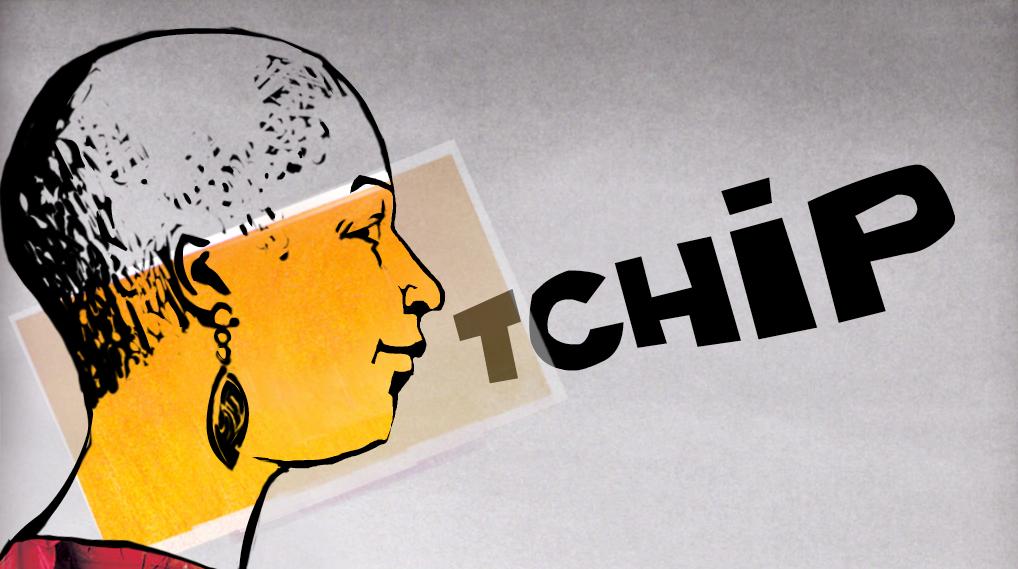 """Le """"tchip"""" décrypté en vidéo par Yaotcha d'Almeida et Elsa Perry ©ARTE"""