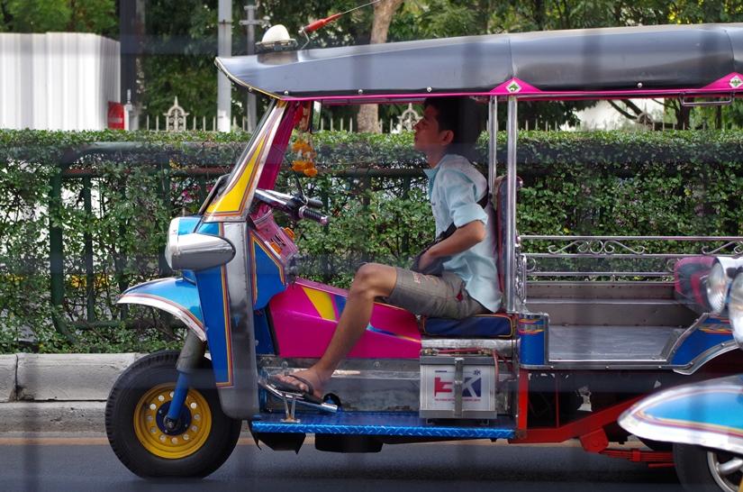 Tuk-Tuk Bangkok Thaïlande