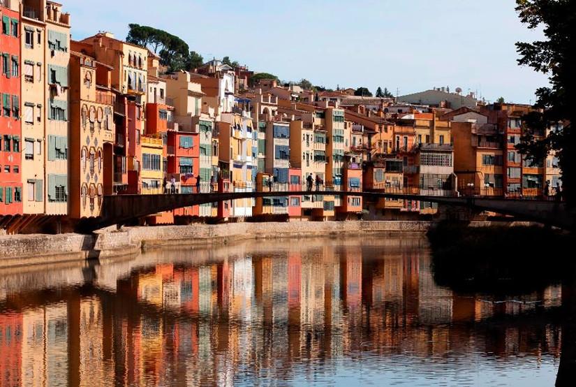 Gerone en Espagne - copyright Ajuntament Girona - blog Bar a Voyages