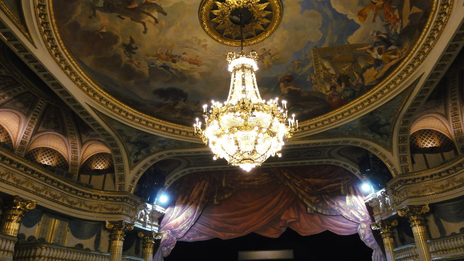 grand theatre Bordeaux - blog Bar a Voyages