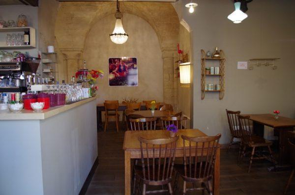 Restaurant Fille des vignes Uzès