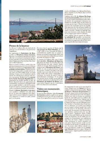 page 2 article Lisbonne magazine Esprit Berry 1