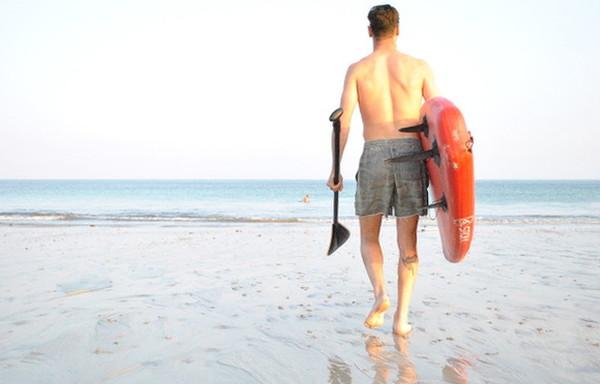 stand-up paddle - raid en pirogue - blog Bar à Voyages
